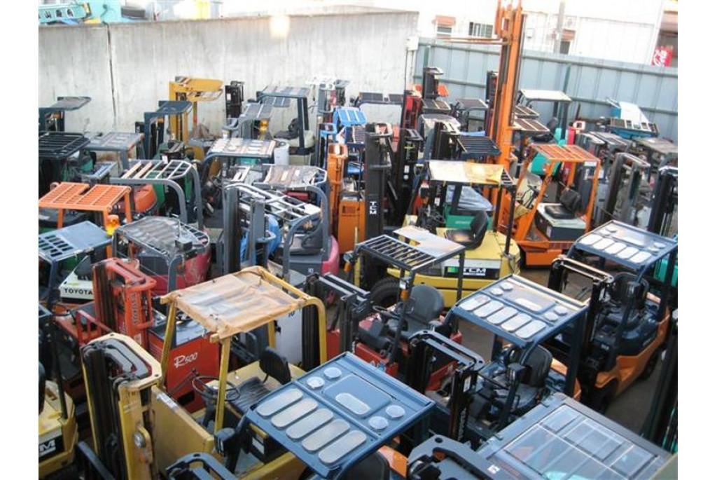 Выкуп спецтехники и складской техники
