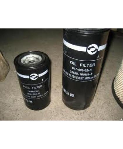 Фильтр  системы смазки двигателя  C18AB1R0658