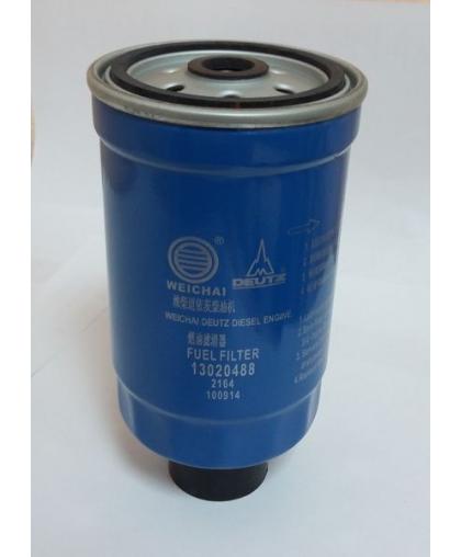 Фильтр  топливный системы питания двигателя   13020488