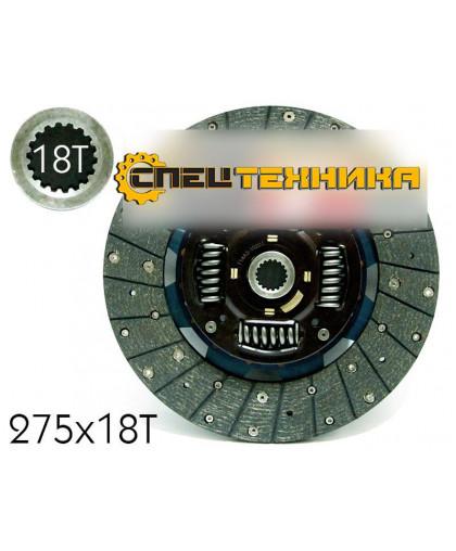 Диск сцепления 129F312041