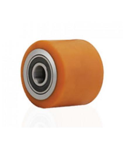 Колесо гидротележки малое полиуретановое (в сборе с подшипником) S0302020117